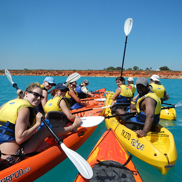 Turtle Kayak | Great value adventure tours in Broome, Western Australia.